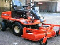 Kubota F1900 D