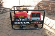 Honda stroomgenerator